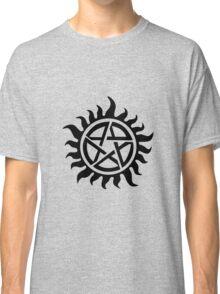 Supernatural Demon Possession Protection [BLACK] Classic T-Shirt
