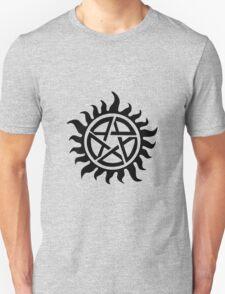 Supernatural Demon Possession Protection [BLACK] Unisex T-Shirt