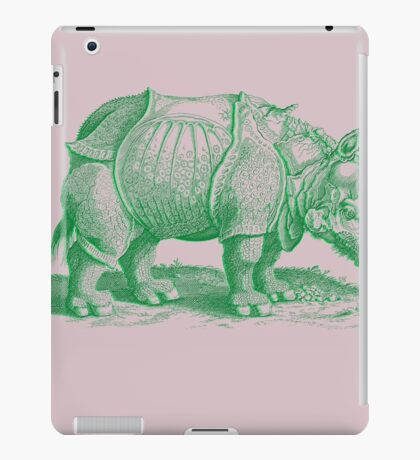 Lonely Horn iPad Case/Skin