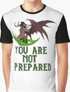 Illidan Stormrage Graphic T-Shirt