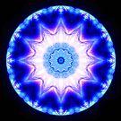 Mandala - Starlight by Lilaviolet