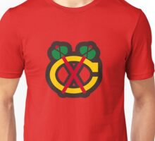 Chicago Blackhawks Tomahawk Logo Unisex T-Shirt