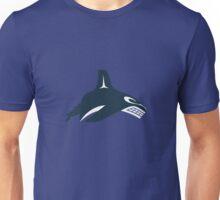 Vancouver Canucks orca alternate ice logo Unisex T-Shirt