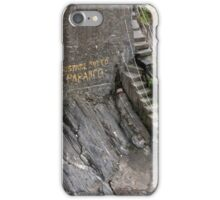 But If You Don't Speak Italian.... iPhone Case/Skin