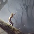 Lost With Fireflies by Adam Stolterman