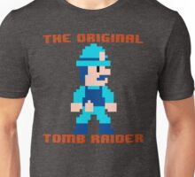 Super Pitfall Original Tomb Raider Unisex T-Shirt