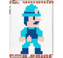 Super Pitfall Original Tomb Raider iPad Case/Skin