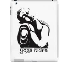 Yoga Nidra - Buddha Graphic iPad Case/Skin