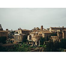 Roman Forum Photographic Print