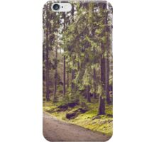 Forest Path iPhone Case/Skin