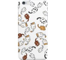 neko atsume cat party!! iPhone Case/Skin