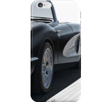 04 1958 Chevrolet Corvette iPhone Case/Skin