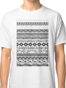 Blurry Pattern Classic T-Shirt