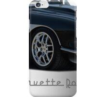09 1958 Chevrolet Corvette iPhone Case/Skin