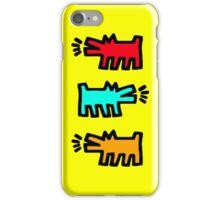 HARING iPhone Case/Skin