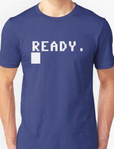 Commodore 64 - C64 - Ready. T-Shirt