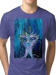 Divine Moment  Tri-blend T-Shirt