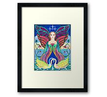 Spirit Guide ~ Aileen Framed Print
