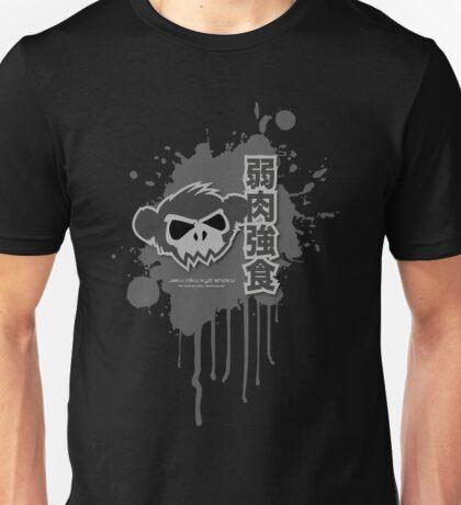 Zombie Monkey Mono Unisex T-Shirt