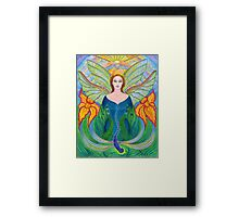 Spirit Guide ~ Deidre Framed Print