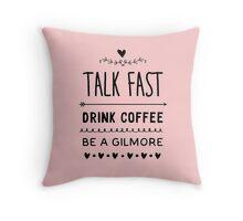 Gilmore Girls Throw Pillow