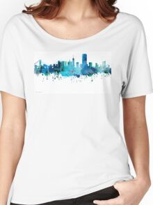 San Francisco Women's Relaxed Fit T-Shirt