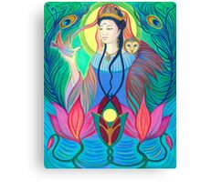 Spirit Guide ~ Quan Yin Canvas Print