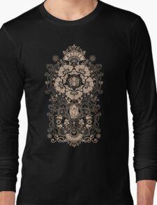 Five Lucky Bats Long Sleeve T-Shirt