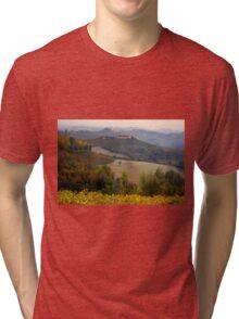 Langhe hills Tri-blend T-Shirt