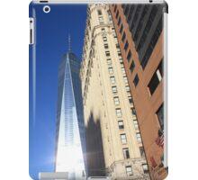 One World Trade Center iPad Case/Skin