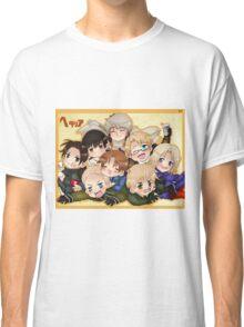 Hetalia Group Classic T-Shirt
