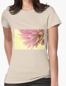 Soft And To The Point Womens Fitted T-Shirt