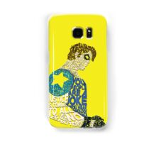Watchmen - The Comedian - Typography  Samsung Galaxy Case/Skin