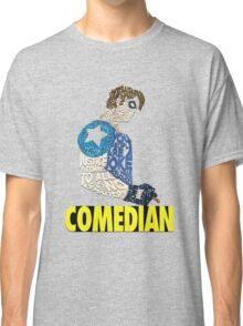 Watchmen - The Comedian - Typography  Classic T-Shirt