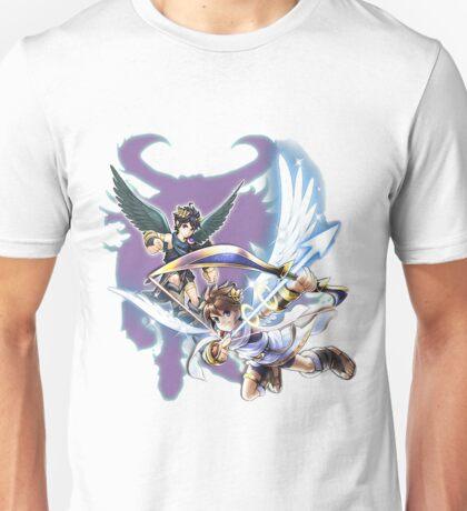 Kid Icarus Pit & Dark Pit Unisex T-Shirt