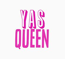 Yas Queen Hot Pink Unisex T-Shirt