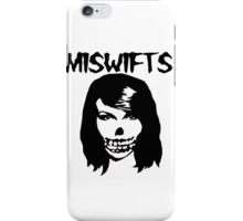 The Miswifts Swift The Fiend Misfits iPhone Case/Skin