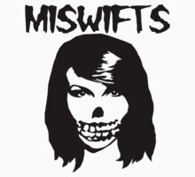 The Miswifts Swift The Fiend Misfits One Piece - Short Sleeve