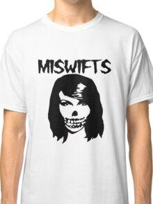 The Miswifts Swift The Fiend Misfits Classic T-Shirt