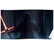 Star Wars VII The Force Awakens Kylo Ren HD Poster