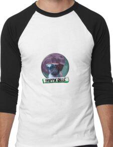 Trippin Balls Pug Men's Baseball ¾ T-Shirt