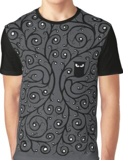 The Owl Graphic T-Shirt