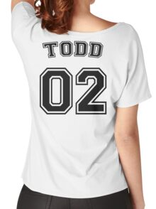 Jason Todd Sports Jersey Women's Relaxed Fit T-Shirt