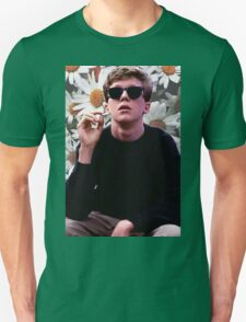Brian Breakfast Club Daisies Design Unisex T-Shirt