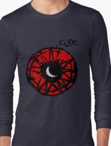 The Cure Wish Moon Long Sleeve T-Shirt