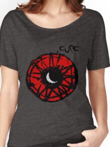 The Cure Wish Moon Women's Relaxed Fit T-Shirt