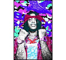 YUNG FLOCKA Photographic Print