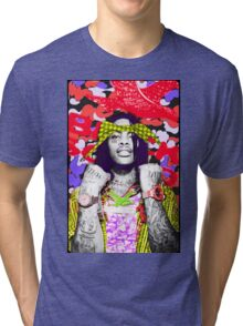 YUNG FLOCKA Tri-blend T-Shirt