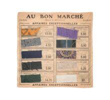 The Bon Marché Series | 02 Scarf