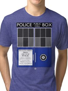 Time and Relative Tri-blend T-Shirt